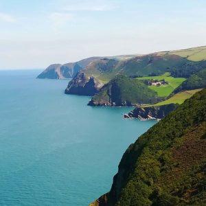 Coastal walks in North Devon